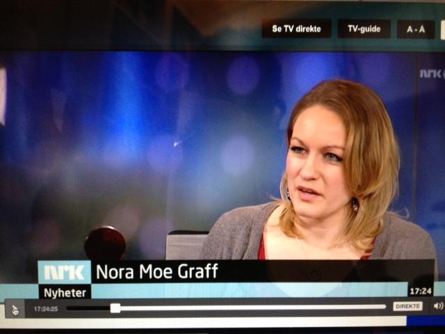 Nora på NRK