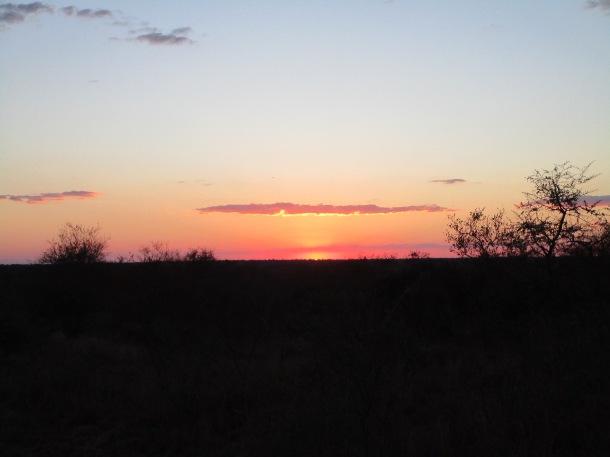 Etter solnedgang