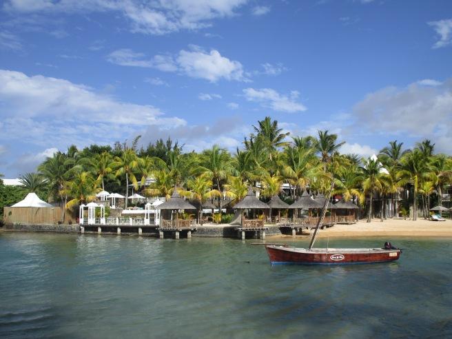 Rent og pent på paradisøya Mauritius.